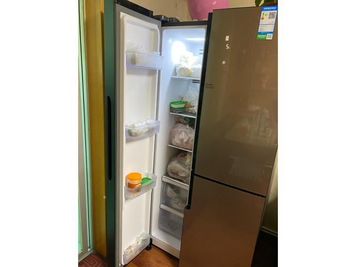 真相吐槽容声(Ronshen) 410升 T型对开三门冰箱BCD-410WD11HPC怎么样?好不好,评测内幕详解分享 首页 第4张