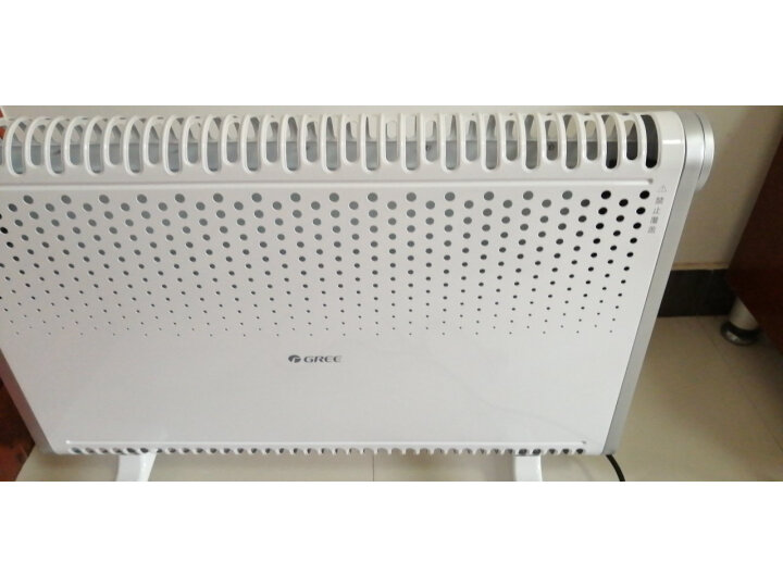 格力(GREE)取暖器电暖器电暖气家用NBDC-23评测如何?质量怎样?入手前千万要看这里的评测! _经典曝光 众测 第11张