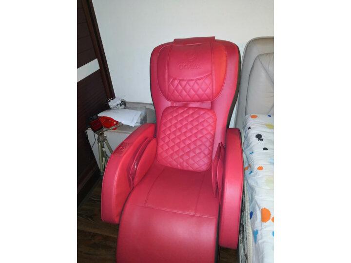 奥佳华OGAWA家用按摩沙发椅5518测评曝光【对比评测】质量性能揭秘 好货众测 第17张