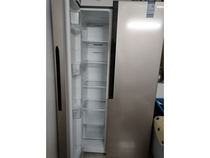 容声(Ronshen)双开门冰箱BCD-589WD11HP怎么样【为什么好】媒体吐槽 品牌评测 第4张