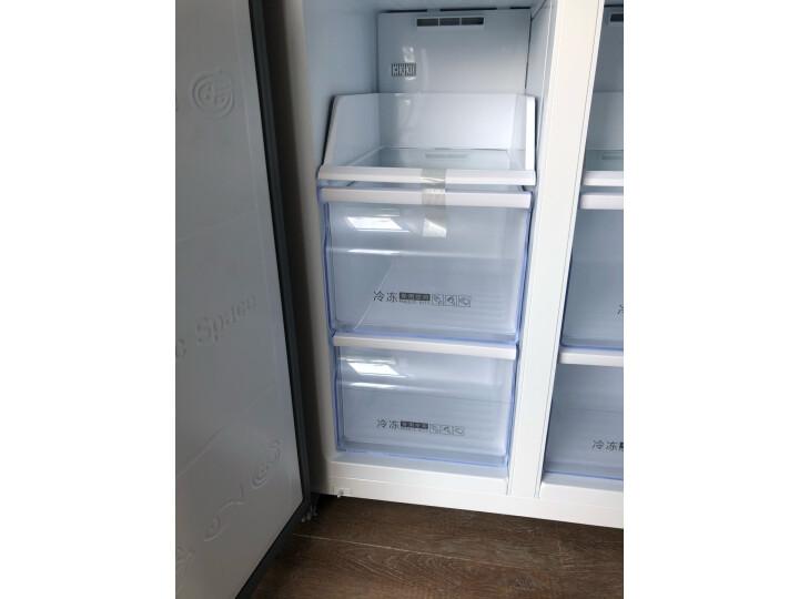 TCL 486升 双变频风冷无霜十字对开门电冰箱BCD-486WPJD评测爆料如何?入手半年内幕评测 好货众测 第10张