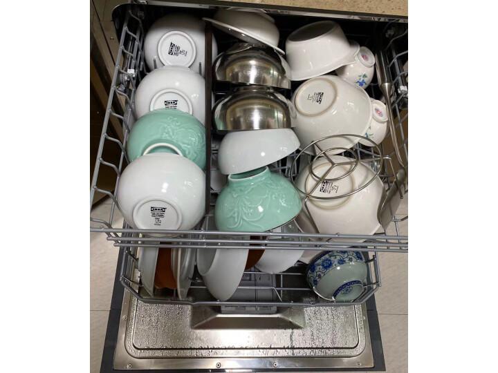 华帝(VATTI)洗碗机家用嵌入式 JWV8-iH8评测【猛戳分享】质量内幕详情 电器拆机百科 第13张