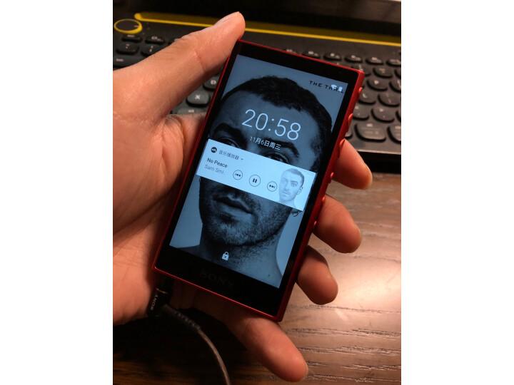 索尼(SONY)NW-A105HN 无线Hi-Res无损音乐播放器 MP3怎么样【分享曝光】内幕详解-苏宁优评网