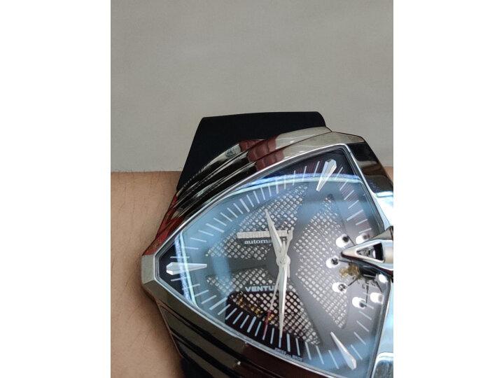 使用测:汉米尔顿瑞士手表探险系列H24655331质量如何,潜水测评曝光 评测 第6张