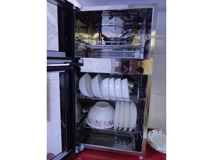 苏泊尔(SUPOR)消毒柜家用立式消毒碗柜 RLP80G-L06怎么样?最新使用心得体验评价分享 值得评测吗 第10张