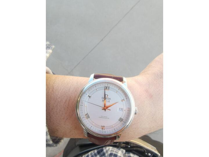 欧米茄(OMEGA)瑞士手表 碟飞系列机械男表424.13.40.20.02.002 怎么样?最新统计用户使用感受,对比分享) 评测 第3张