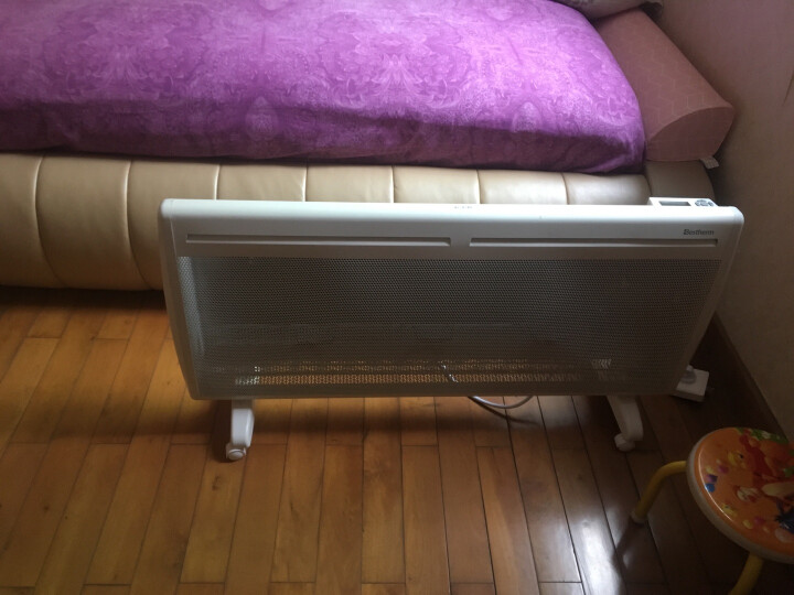 百斯腾 家用静音电暖气浴室防水取暖器S8 2200W好不好,说说最新使用感受如何 _经典曝光 众测 第1张