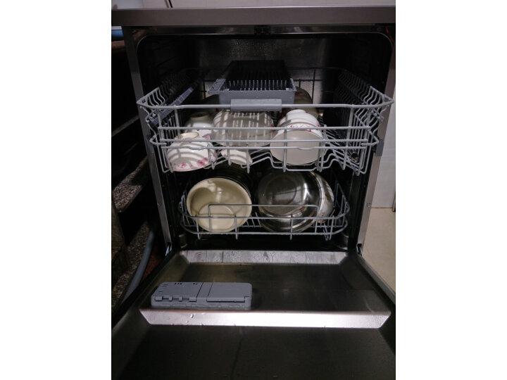 海尔(Haier)14套 超大容量家用洗碗机 EW14718怎么样?不得不看【质量大曝光】 艾德评测 第3张