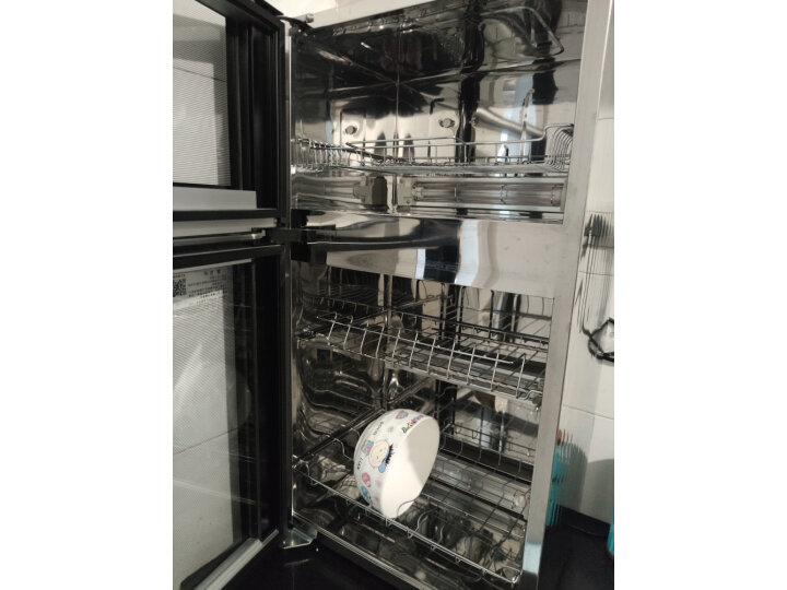苏泊尔(SUPOR)消毒柜家用立式消毒碗柜 RLP80G-L06怎么样?最新使用心得体验评价分享 值得评测吗 第4张