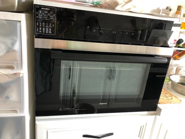 老板(Robam)S270A+R070A嵌入式蒸烤箱好不好,说说最新使用感受如何? 好货众测 第5张