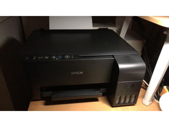 爱普生(EPSON)墨仓式L3166 彩色无线多功能一体机怎么样?好不好,优缺点区别有啥? 选购攻略 第8张