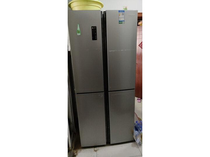容声(Ronshen) 426升 十字对开门冰箱BCD-426WD12FP怎么样【质量评测】优缺点最新详解-苏宁优评网