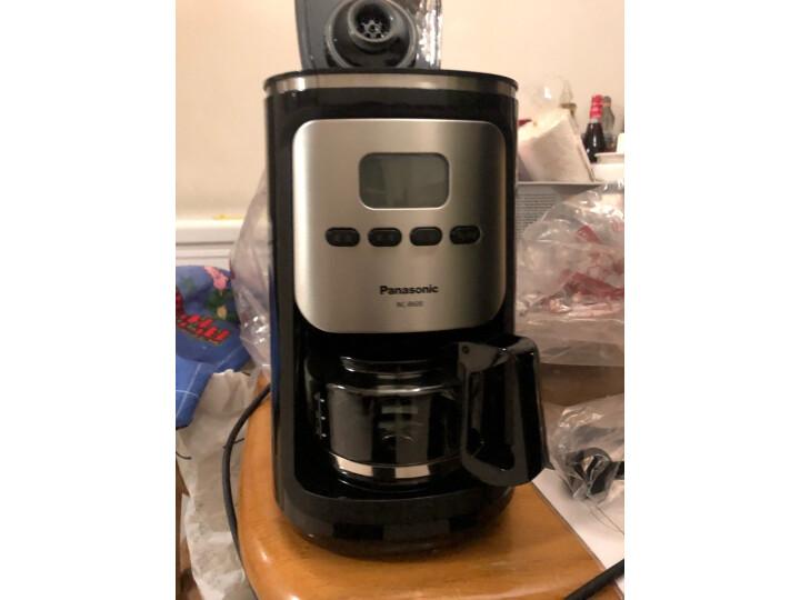 松下(Panasonic)磨豆豆粉咖啡机NC-R600怎么样?质量口碑如何,真实揭秘 艾德评测 第9张