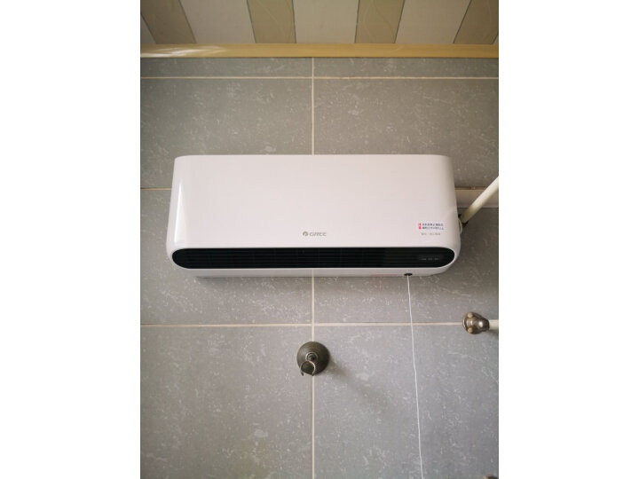 打假测评:格力 家用壁挂式暖风机IPX4级防水浴室电暖器NBFC-X6020评测如何?质量怎样?质量评测,内幕大揭秘 _经典曝光 众测 第15张