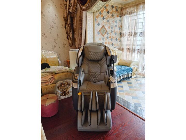 奥佳华(OGAWA)AI按摩机器人按摩椅精选推荐OG-8598测评曝光?亲身使用感受,内幕真实曝光 艾德评测 第4张
