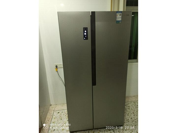 容声(Ronshen)646升 冰箱双开门家用对开门BCD-646WD11HPA怎么样【分享曝光】内幕详解 每日推荐 第12张
