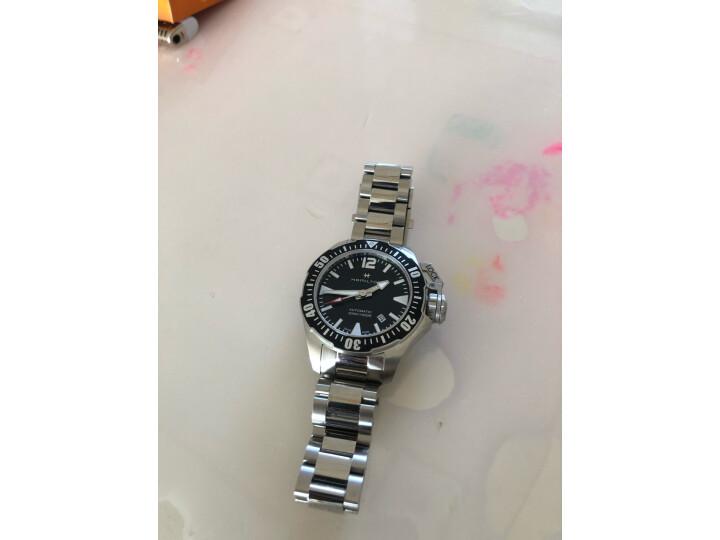 汉米尔顿(HAMILTON)瑞士手表卡其海军系列蛙人H77605135怎么样质量评测如何,值得入手吗?_好货曝光 _经典曝光-货源百科88网