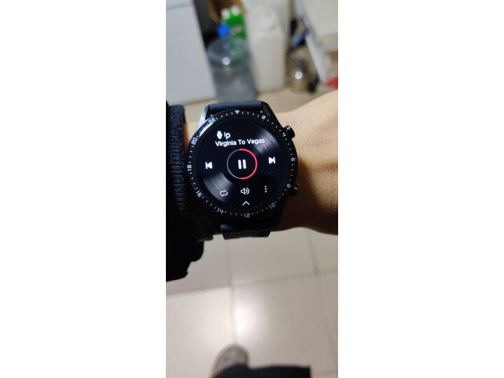 HUAWEI WATCH GT2(46mm)曜石黑 华为手表怎么样,真实质量内幕测评分享 艾德评测 第10张