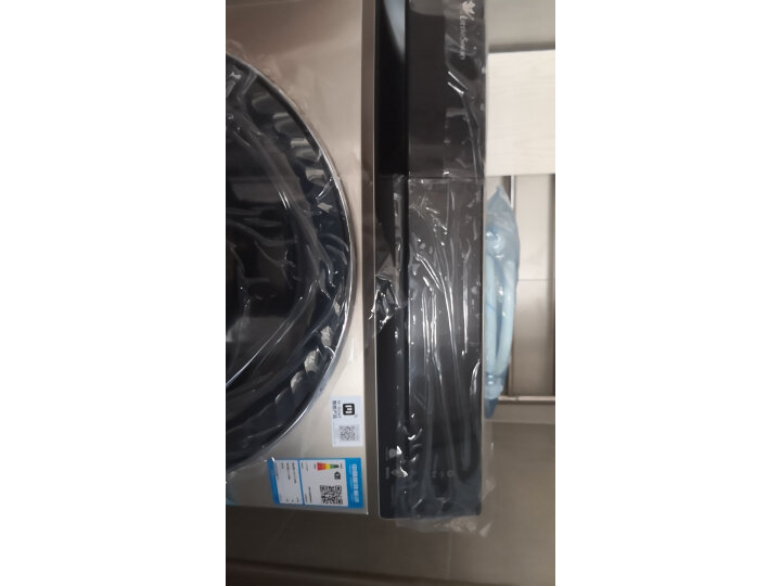 小天鹅(LittleSwan)超微净泡水魔方系列 10公斤滚筒洗衣机TG100RFTEC怎么样?使用五周后感受分享!! 好货爆料 第11张