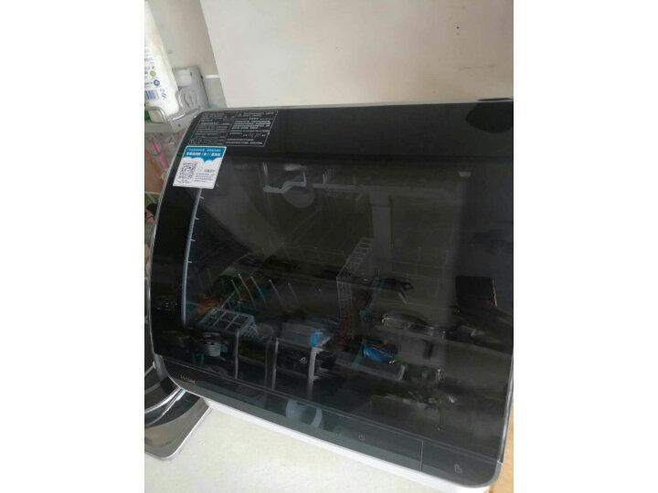 海尔(Haier) 13套智能款独立式智能除菌家用洗碗机 EW13918CS怎样【真实评测揭秘】好不好,优缺点区别有啥? _经典曝光 好物评测 第13张