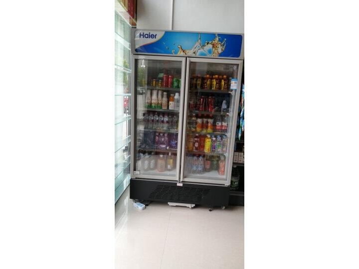 海尔 Haier 立式透明门冷藏饮料展示冰柜SC-650HL新款测评怎么样??优缺点如何,真想媒体曝光 每日推荐 第4张
