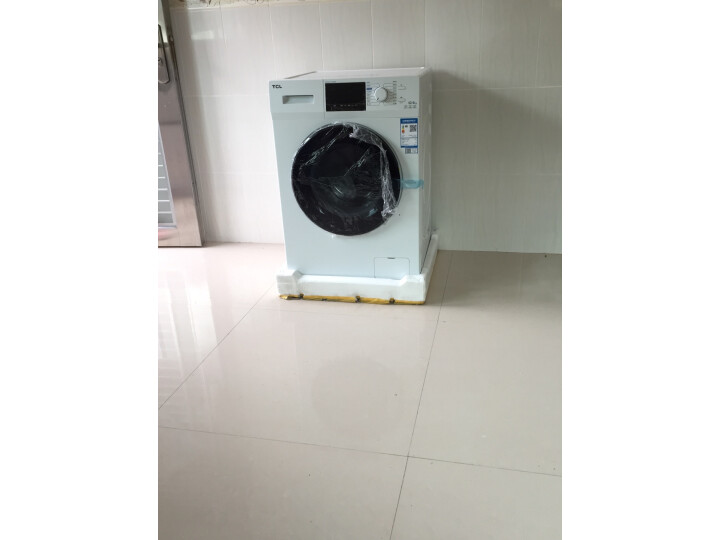 TCL 10公斤洗烘一体变频全自动滚筒洗衣机XQG100-P300BD真实测评分享?质量功能如何,真实揭秘 艾德评测 第2张