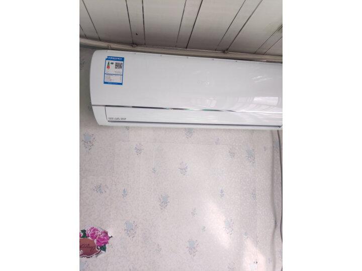 海尔(Haier)1.5匹变频壁挂式卧室空调挂机KFR-35GW-03JDM81A怎么样?性价比高吗,深度评测揭秘 值得评测吗 第4张