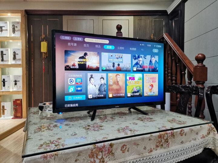 乐视(Letv)超级电视 F40 40英寸全面屏LED平板液晶网络电视机怎样【真实评测揭秘】上档次吗,亲身体验诉说感受 _经典曝光 选购攻略 第19张