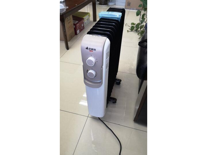 打假测评:艾美特(Airmate)京品家电 取暖器电暖器家用HU1329-W评测如何?质量怎样?评价为什么好,内幕详解 _经典曝光 众测 第9张
