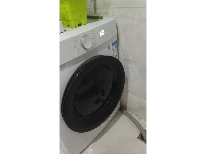 美的 (Midea)滚筒洗衣机 MD100V11D怎么样好不好_评测内幕详解分享 品牌评测 第1张