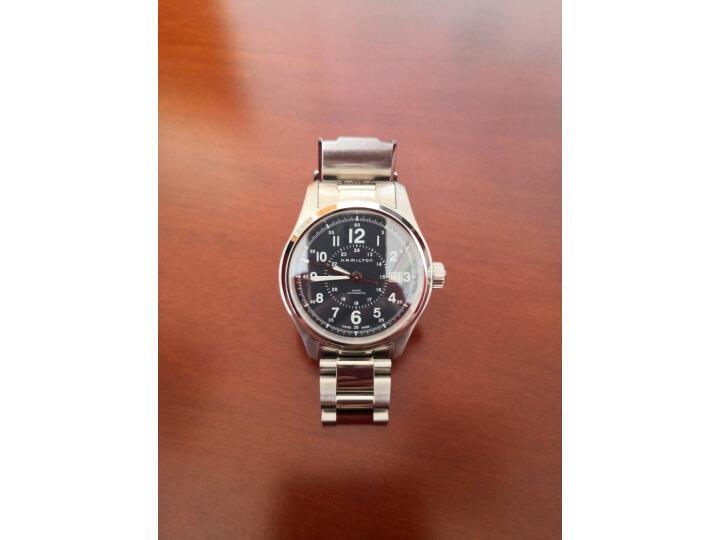 汉米尔顿(HAMILTON)瑞士手表卡其野战系列H70535061怎么样【同款对比揭秘】内幕分享 好货爆料 第11张