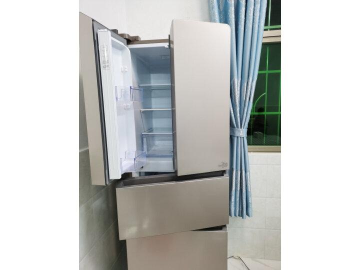 好货独家评测【TCL 509升 风冷无霜 对开门电冰箱BCD-509WEFA1怎么样,性能同款比较评测揭秘 _经典曝光-货源百科88网