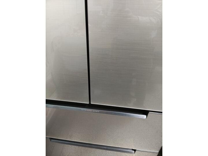 美的516升一级能效法式四门冰箱BCD-516WGPM质量口碑如何?用户使用感受分享,真实推荐 好货众测 第13张