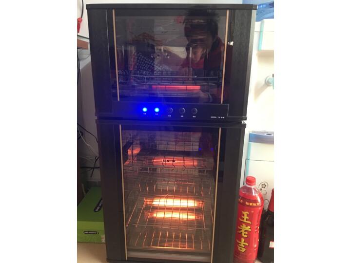 苏泊尔(SUPOR)消毒柜家用立式消毒碗柜 RLP80G-L06怎么样?最新使用心得体验评价分享 值得评测吗 第8张