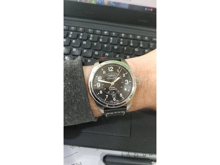 汉米尔顿(HAMILTON)瑞士手表卡其野战系列H70535061怎么样【同款对比揭秘】内幕分享 好货爆料 第4张
