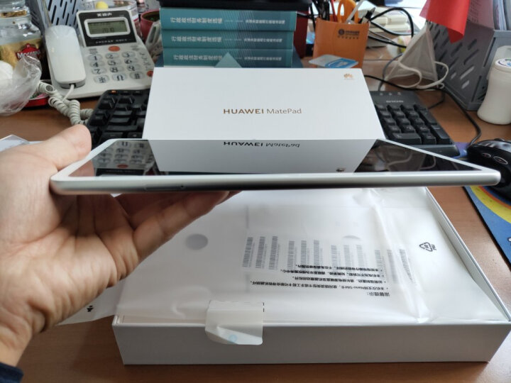 华为平板MatePad 10.4英寸麒麟810全面屏平板电脑怎样【真实评测揭秘】对比说说同型号质量优缺点如何 _经典曝光 众测 第9张