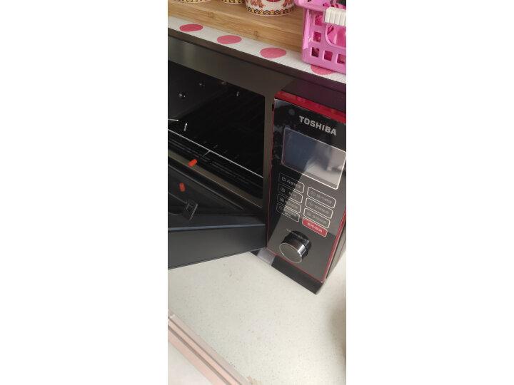 东芝微波炉 家用微蒸烤一体机ER-ST6260好不好,说说最新使用感受如何 值得评测吗 第14张