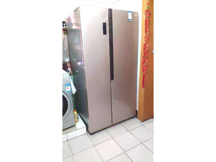 真相吐槽容声(Ronshen) 590升 双门对开门冰箱BCD-590WD11HPA怎么样?质量有缺陷吗【已曝光】 首页 第11张