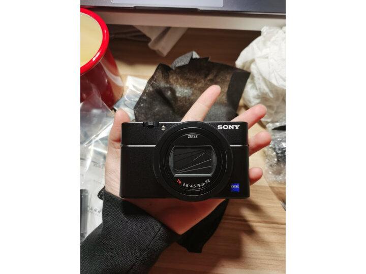 索尼(SONY)DSC-RX100M7G 黑卡数码相机怎么样.质量好不好【内幕详解】 首页 第9张