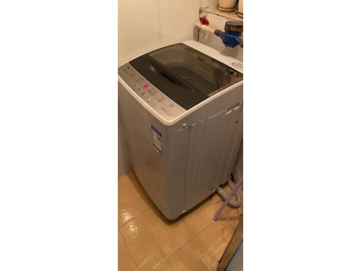 TCL 6公斤 全自动波轮小型洗衣机XQB60-21CSP真实测评分享?质量优缺点对比评测详解 艾德评测 第8张