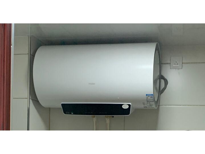 海尔统帅(Leader)电热水器3000W速热60升电热水器评测爆料如何?为什么爆款,质量详解分析 艾德评测 第1张