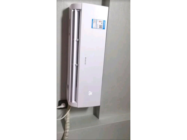 格力京逸(GREE)大1匹 E享舒适空调挂机KFR-26GW-NhDzB4怎么样?吐槽最新使用感受!! 值得评测吗 第10张