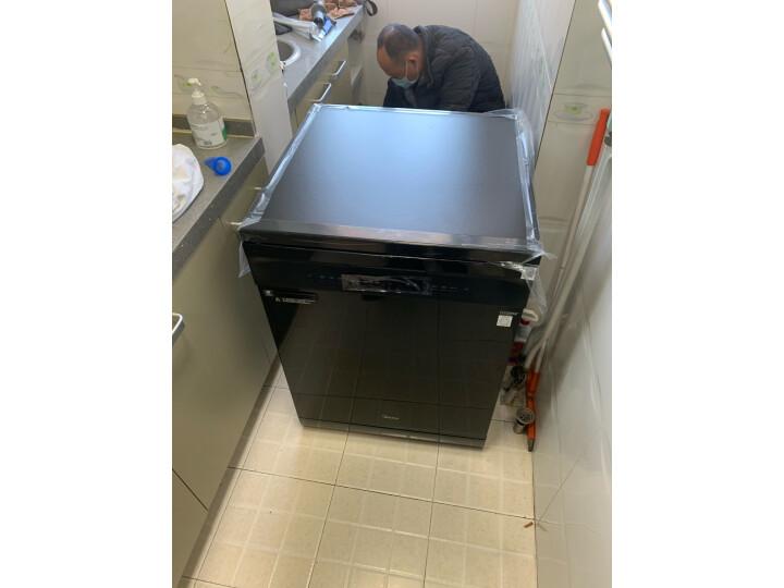 美的(Midea)13套 嵌入式 家用洗碗机RX600评测如何?质量怎样,性能同款比较评测揭秘 _经典曝光 众测 第23张