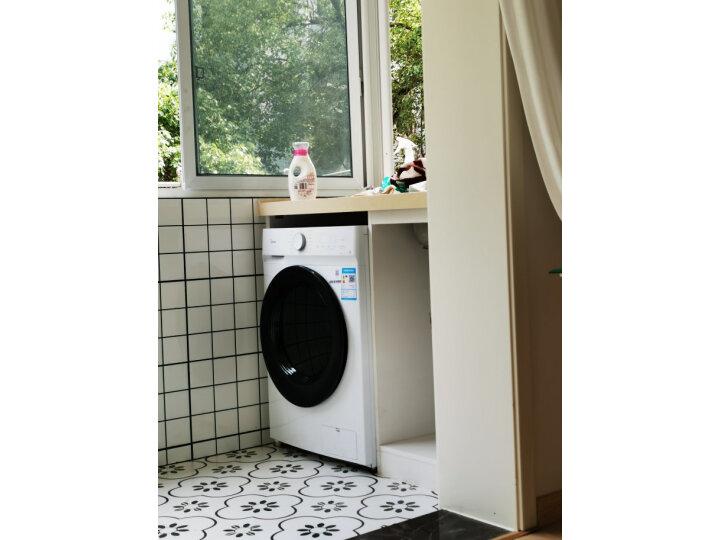 美的 (Midea)滚筒洗衣机 MD100V11D怎么样好不好_评测内幕详解分享 品牌评测 第2张