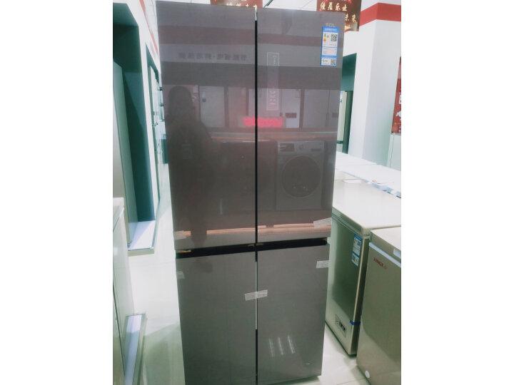 TCL 405升 一体双变频风冷无霜十字对开门电冰箱405T6-U怎么样【使用详解】详情分享 艾德评测 第12张