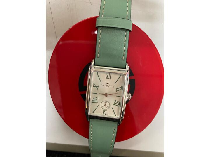 汉米尔顿(HAMILTON)瑞士手表美国经典系列百灵石英女士腕表H12351155怎么样?使用感受反馈如何【入手必看】 值得评测吗 第5张