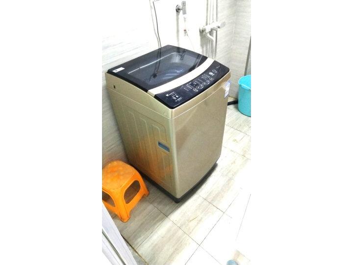 在线解答小天鹅(LittleSwan) 水魔方系列 10公斤变频 波轮洗衣机TB100V80WDCLG怎么样?为何这款评价高【内幕曝光】 好货爆料 第4张