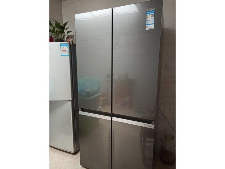 海尔(Haier)553升无霜变频互联网多门冰箱BCD-553WDIBU1怎么样【使用详解】详情分享 好货众测 第8张