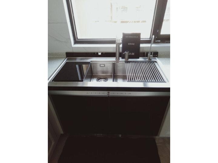 火星人(marssenger)D7新款残渣处理四合一集成水槽 洗碗机怎么样质量到底差不差?详情评测_好货曝光 _经典曝光-苏宁优评网