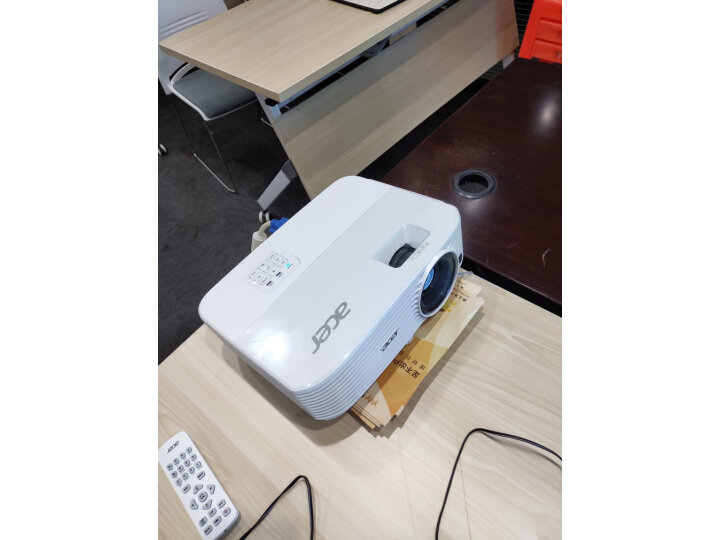 宏碁(Acer)极光 D820D+ 投影仪怎么样.质量优缺点评测详解分享 好货众测 第4张